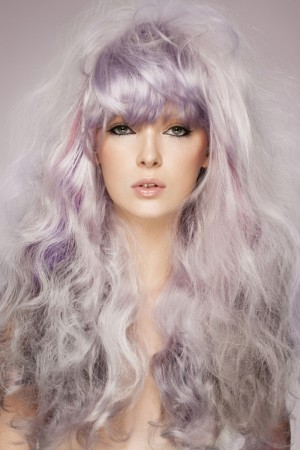 Exceptionally Soft Pastel Coloured Hair Satchmo